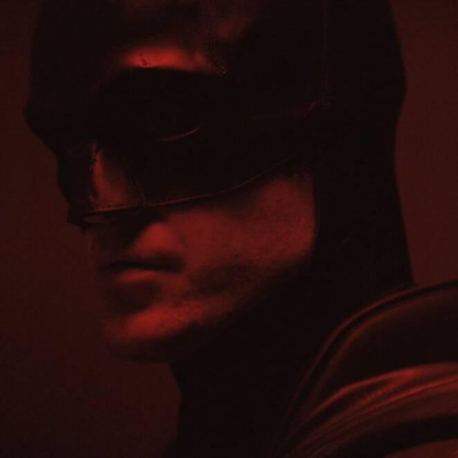 Robert Pattison jako Batman