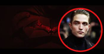 Robert Pattison jako Batman