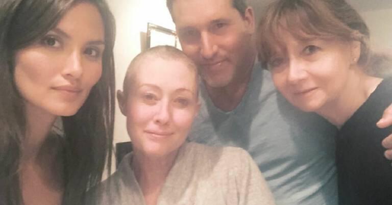 Shannon Doherty walczy z rakiem