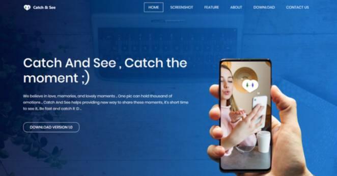 Szpiegująca aplikacja