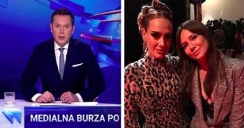 TVP wyśmiewa Kingę Rusin