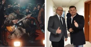 Zenon Martyniuk o filmie Zenek