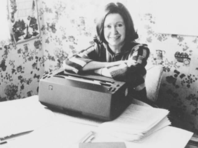 Zmarła znana amerykańska pisarka