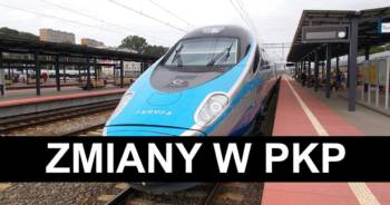 Zmiany w PKP Intercity