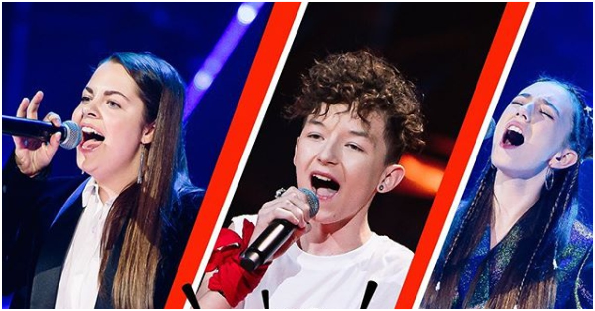 finał The Voice Kids
