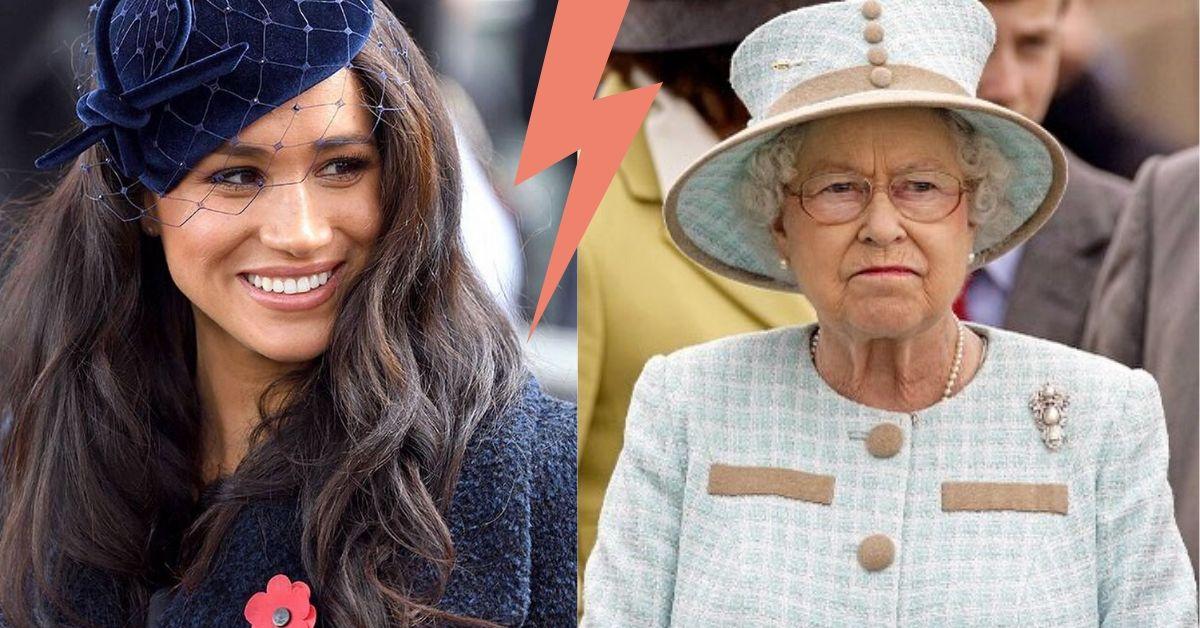 Królowa zakazała Meghan i Harremu używać królewskiego tytułu