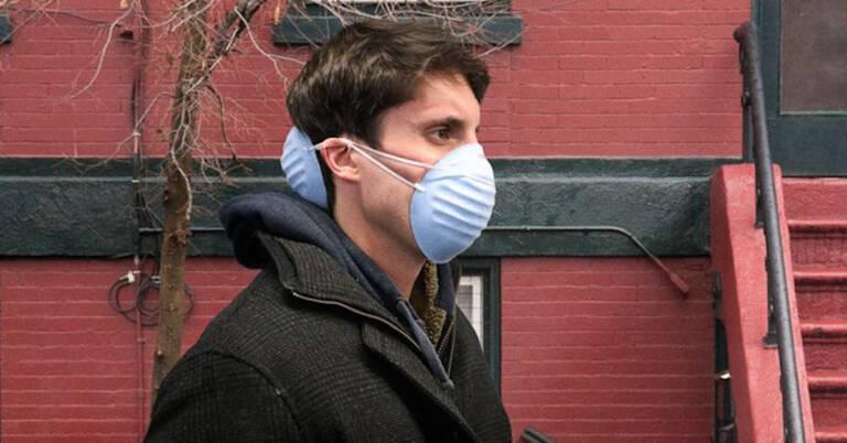 maseczki chroniące przed koronawirusem