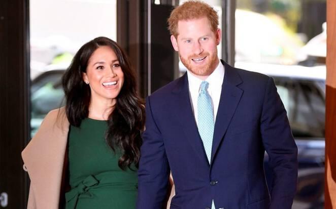Meghan Merkle rozwiedzie się z Harrym