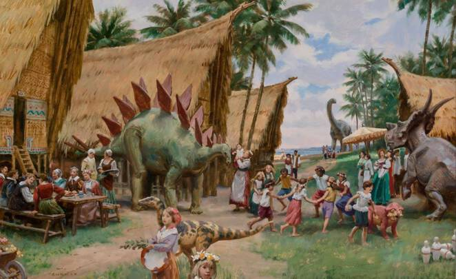 obrazy-jamesa-gurneya