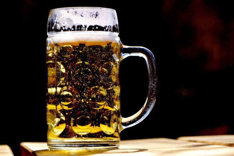 Picie piwa do dłuższe życie