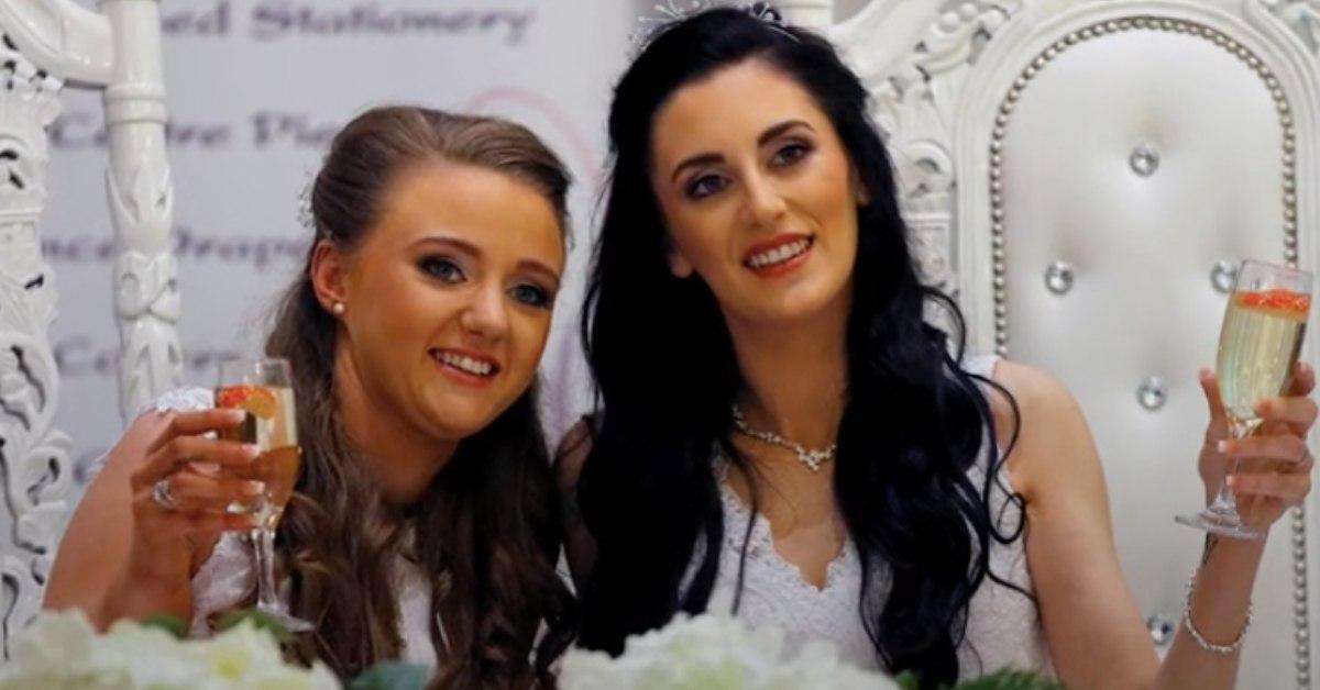 pierwszy homoseksualny ślub w Irlandii Północnej