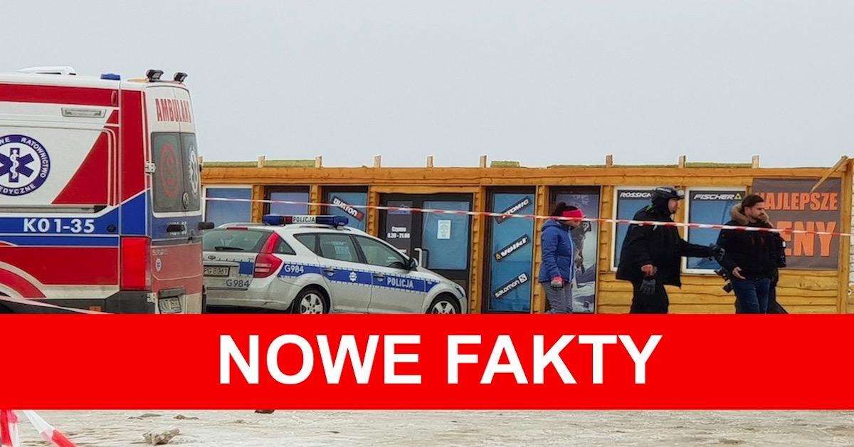 śmierć 21-latki w Bukowinie Tatrzańskiej