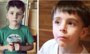 siedmiolatek walczy o życie