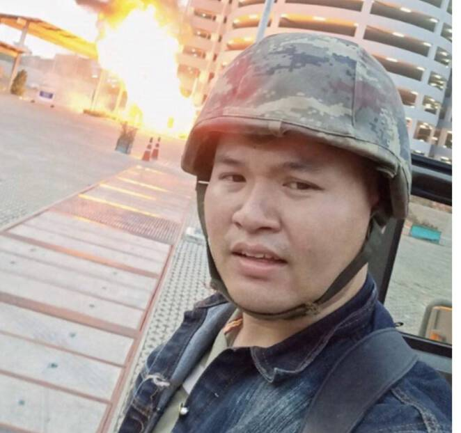 strzelanina w Tajlandii 2