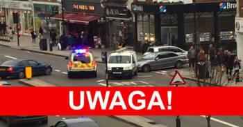 terrorystyczny atak w Londynie