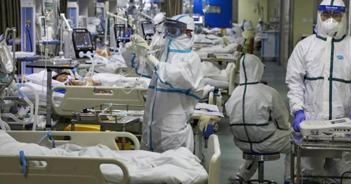 Nowy wirus w Chinach