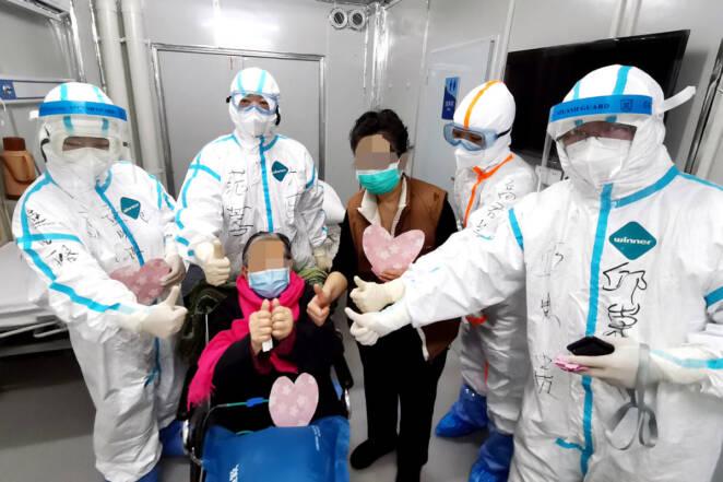 101-latek zachorował na koronawirusa