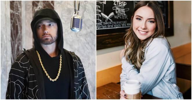 Eminem opowiada o córce