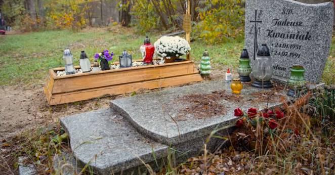 Groby polskich morderców