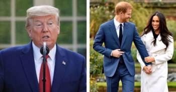Harry i Meghan wyjechali do USA