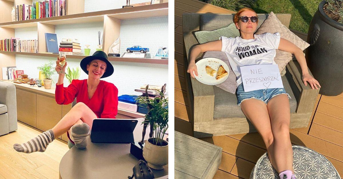 Jak mieszka Katarzyna Zielińska