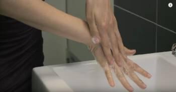 Koronawirus podatny na działanie mydła 0