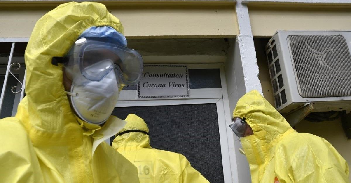 Mężczyźni bardziej zagrożeni koronawirusem