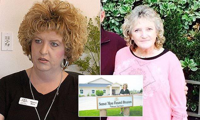 Matka z córką handlowały ciałami zmarłych
