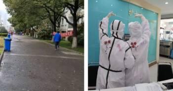 Obecna sytuacja w Chinach