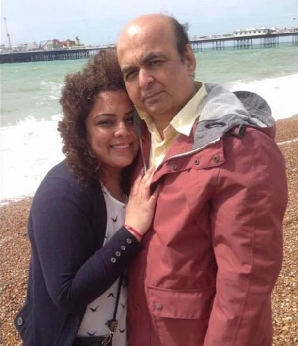 Ojciec z córką zmarł na COVID-19