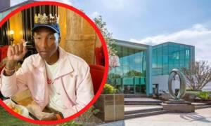 Pharrell Williams sprzedają swoją rezydencję