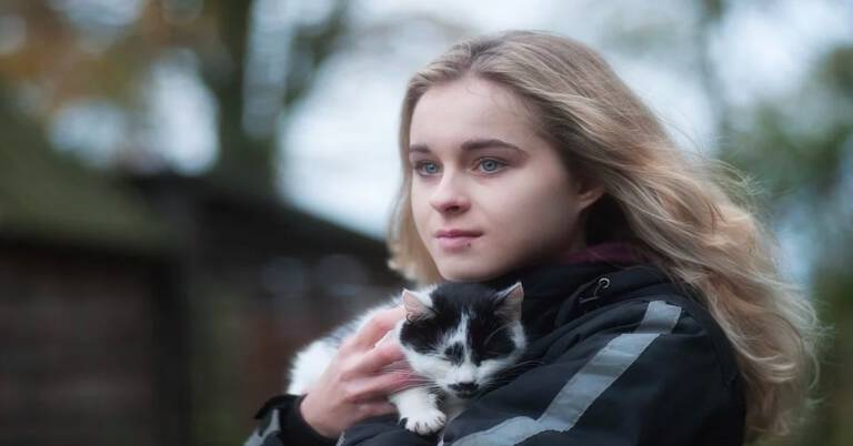 Pierwszy kot z koronawirusem