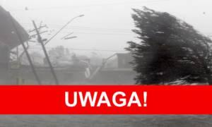 Cyklon Tymoteusz naciąga! Alerty IMGW ogłoszono prawie w całej Polsce