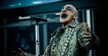 wokalista Rammstein ma koronawirusa
