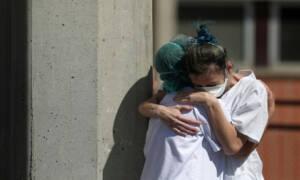 Tragiczne wieści z Hiszpanii. 769 zgonów w ciągu jednej doby