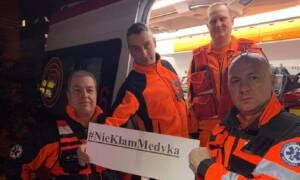 Ważny apel ratowników medycznych 0