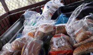 Zapasy na pandemię koronawirusa lądują w śmietniku. Ogromne marnowanie żywności