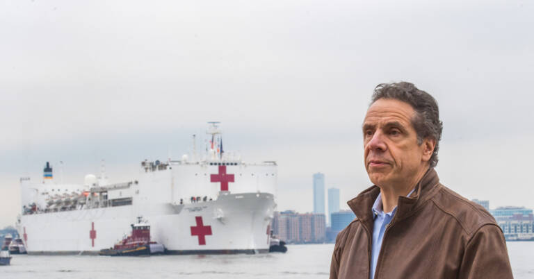 apel gubernatora Nowego Jorku