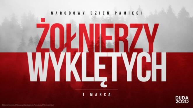 dlaczego w Warszawie wiszą flagi