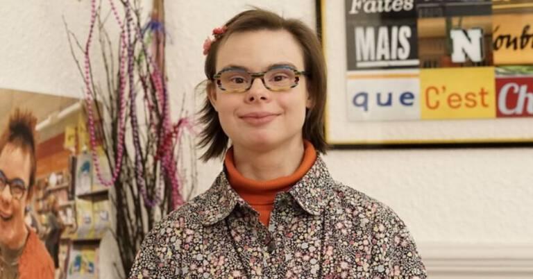Francuska z zespołem Downa kandyduje na radna