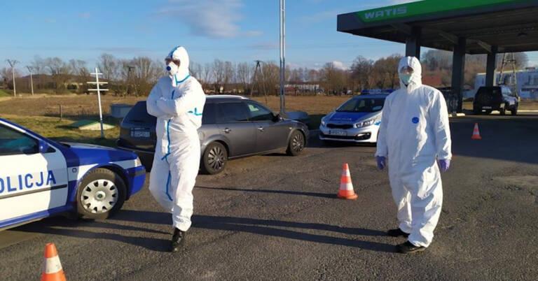 kolejne zachorowania na koronawirusa w Polsce
