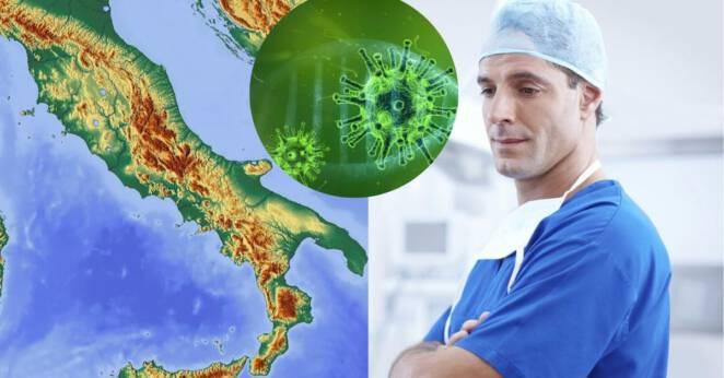 Koronawirus brak środków ochronnych