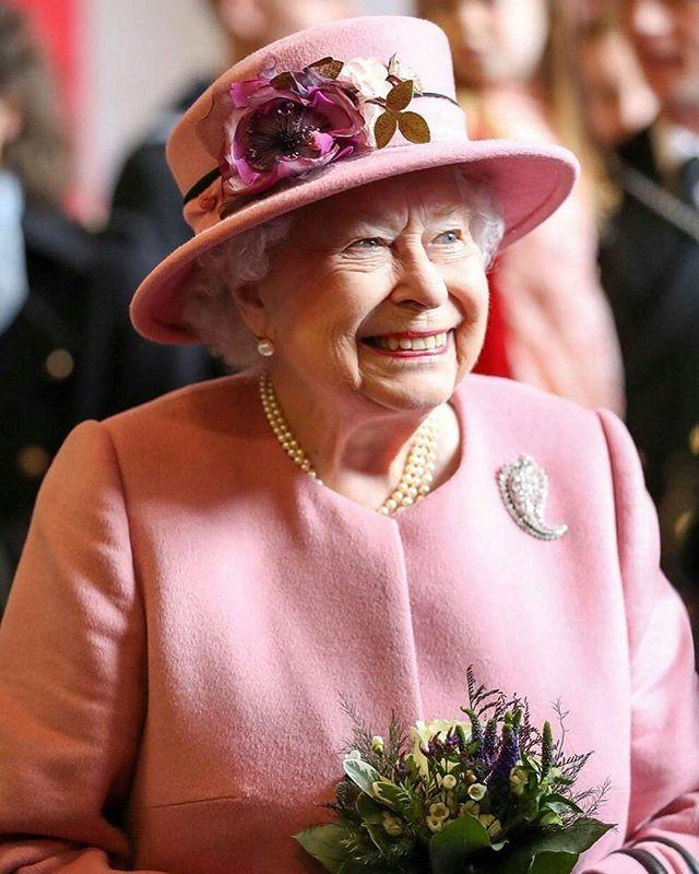 królowa Elżbieta II może mieć koronawirusa 2
