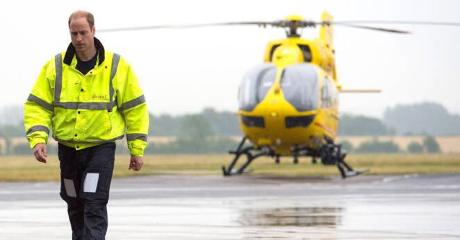 Książę William ostrzega przed katastrofą