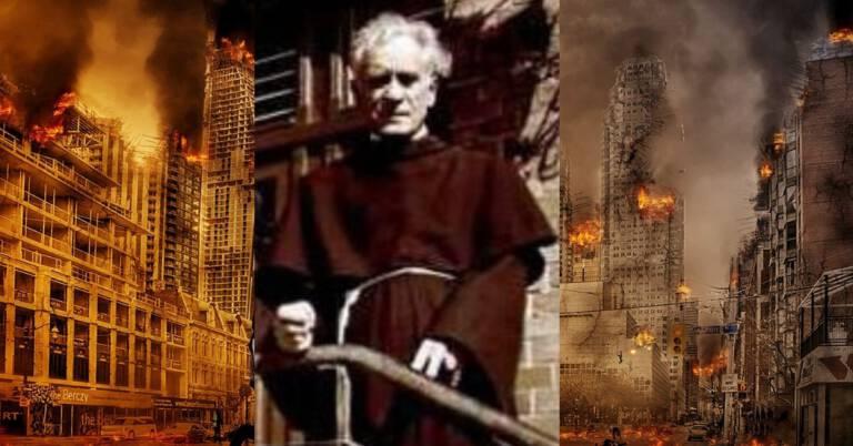 Ojciec Klimuszko przewidział pandemię