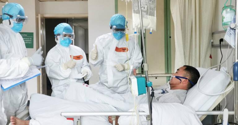 pacjenci wyleczeni z covid-19