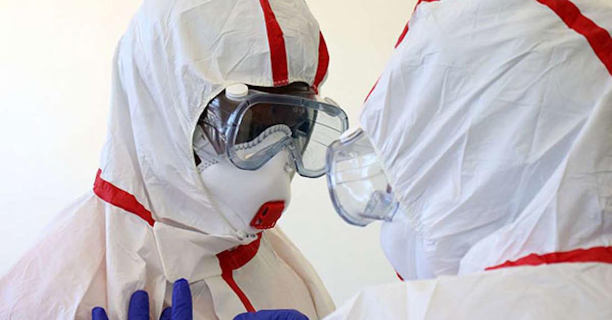pacjent z podejrzeniem koronawirusa wyskoczył z okna 2