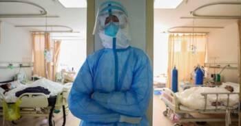 pobyt w szpitalu podczas epidemii