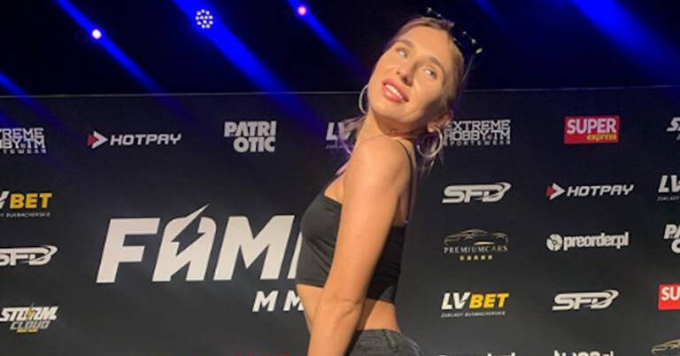 szósta edycja Fame MMA