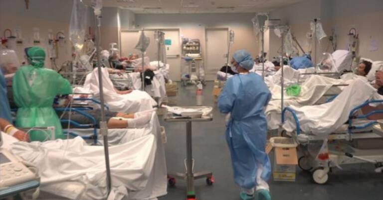 szokujące zdjęcia włoskiego szpitala